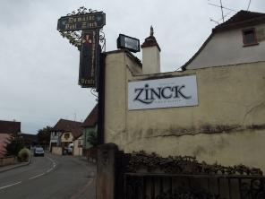 Domaine Zinck, Alsace